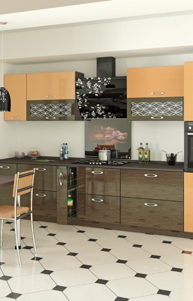 кухня фреш цвета на фото